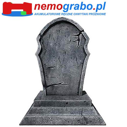 Chwytak próżniowy do nagrobków kamiennych