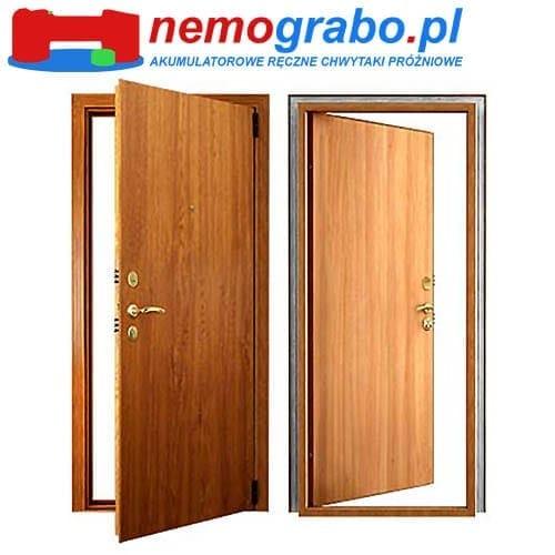 Chwytak próżniowy do drzwi, okien, korpusów meblowych i sprzętu AGD