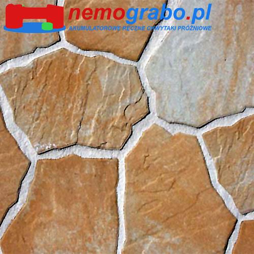 Chwytak próżniowy do kamienia brukowego