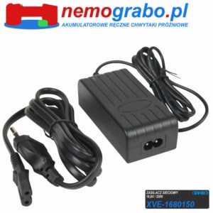 Zasilacz sieciowy akumulatorów Grabo