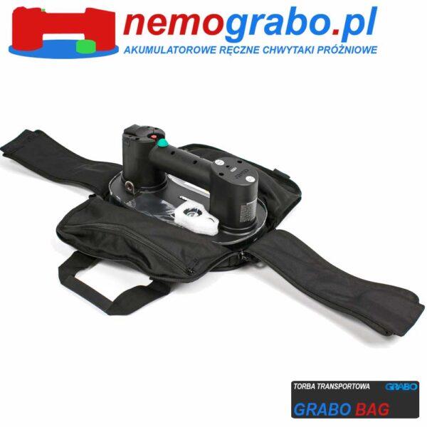 Torba transportowa Grabo, Grabo, Grabo Plus, Grabo Pro, torba przyssawki akumulatorowej