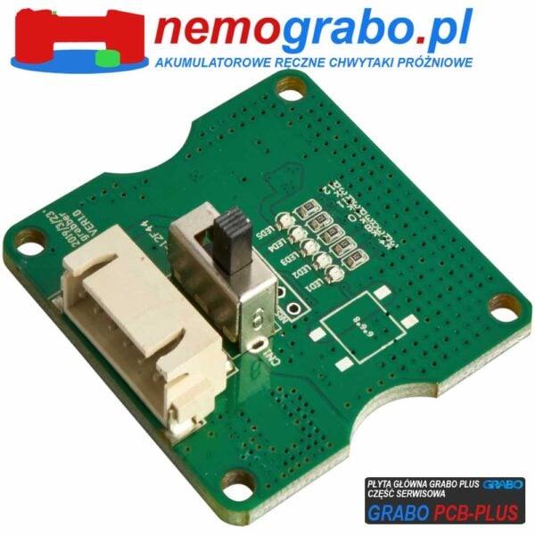 Płyta główna Grabo PCB płytka drukowana chwytak próżniowy przyssawka akumulatorowa serwis części zamienne