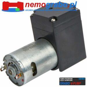 Pompa prózniowa Grabo membranowa serwis części zamienne