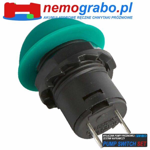 Włącznik pompy próżniowej Grabo - Zestaw naprawczy serwis części zamienne